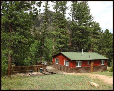Ponderosa Lodge Cabin 2
